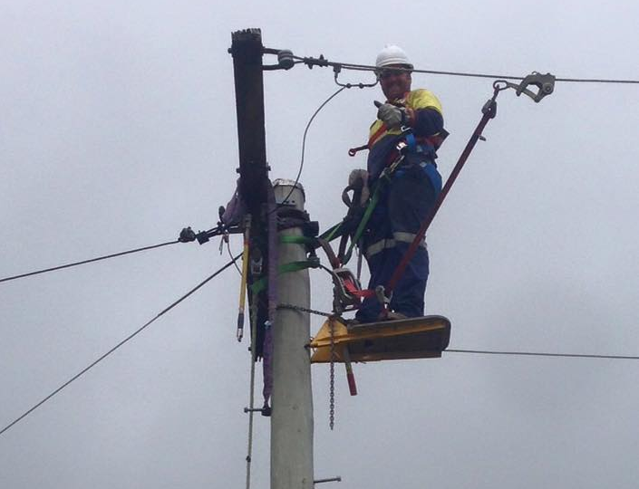 Overhead Line Construction And Maintenance